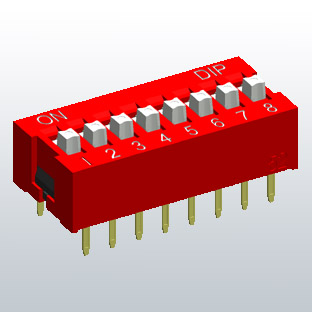 NDS-sarjan DIP-kytkimet, Diptronics