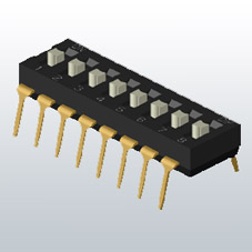 NDI(R)-sarjan DIP-kytkimet, Diptronics