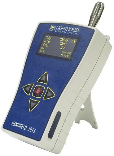 Handheld 3013-IAQ hiukkaslaskuri