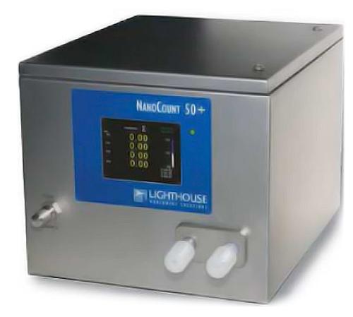 Nanocount 50+ nestepartikkelilaskurit