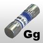 Teollisuuskäyttö, 10 mm * 38 mm sulake