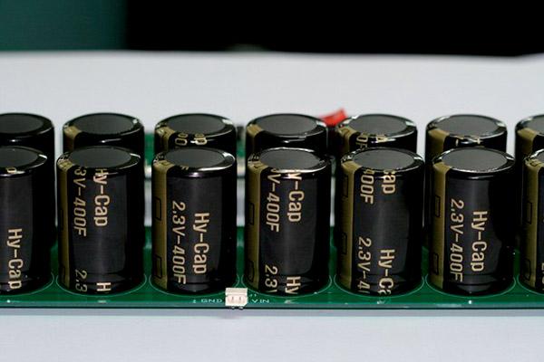 Hybrid Capacitors