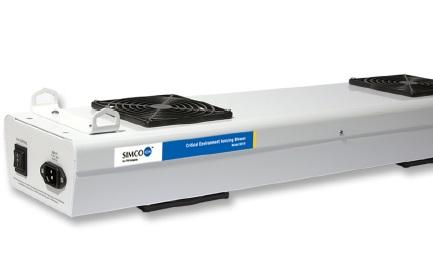 Ionisointipuhallin Model 5810i