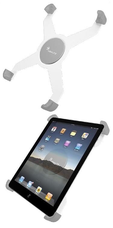 iPad teline seinäkiinnityksellä
