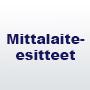 Mittalaite-esitteet