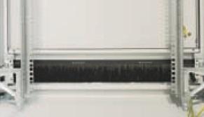 Verkkokaappi lasiovella (24U-42U)