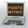 Näyttö & näppäimistökonsoli (POISTOMALLI -50%)