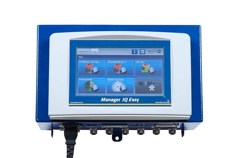 Simco-ION Manager IQ Easy