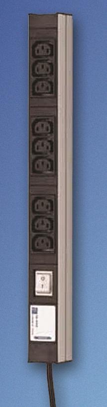 IEC320 rasiat, input 10-16A