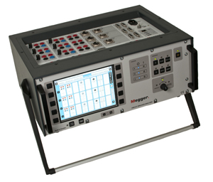 Katkaisija testeri Megger TM1700