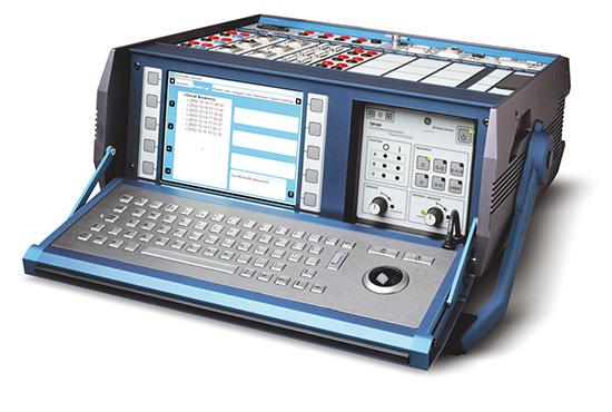 Katkaisija testeri Megger TM1800