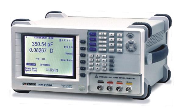 LCR-mittari GW Instek LCR-8101G