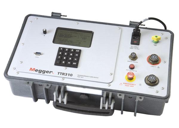 Muuntosuhdemittari Megger TTR300