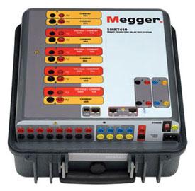 Reletesteri Megger SMRT410