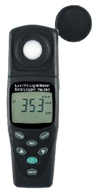 Lux-mittari Tenmars TM-203