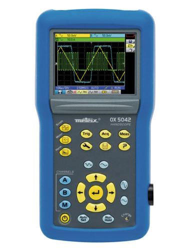 Oskilloskoopit, Metrix OX5000-sarja
