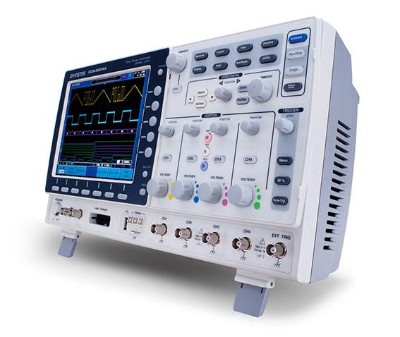 Oskilloskooppi, GW Instek GDS-2000A-sarja