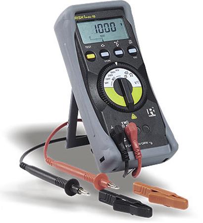 Eristysvastusmittari 1 kV, Rish Insu 10