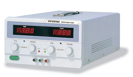 Teholähteet, GW Instek GPR-H-sarja