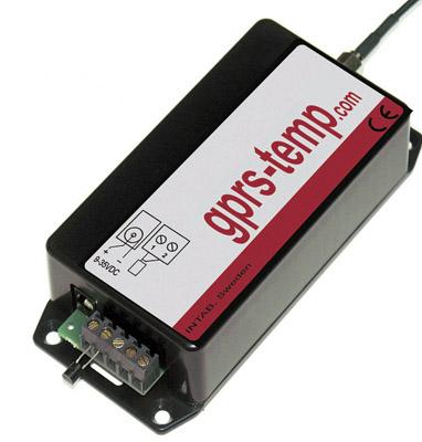 Dataloggeri Intab GPRS-TEMP