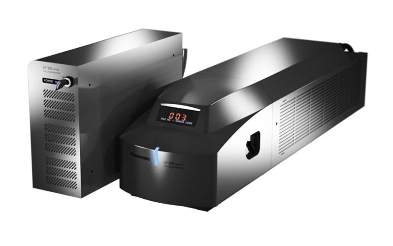 LP-300 sarjan CO2-lasermerkkain