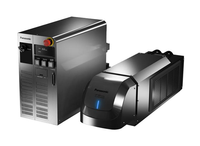 LP-400 sarjan CO2-lasermerkkain