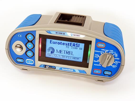 Asennustesteri Metrel MI-3100SE
