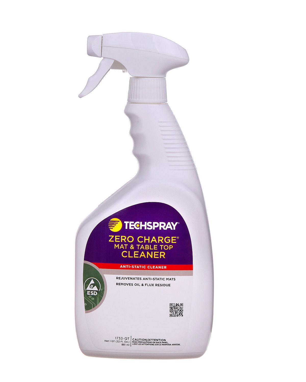 ESD pöytämattojen ja -pintojen puhdistusaineet