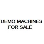 Demolaitteet ja käytetyt koneet - ota yhteyttä!