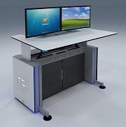 CRAE sähkösäätöinen konsoli (moderni muotoilu)