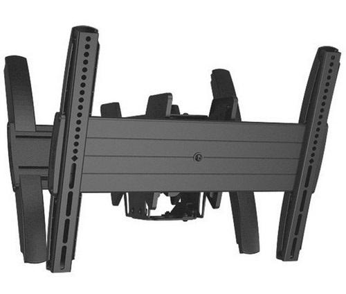 """Kattoteline 2 × 30""""-70"""" monitori (VESA200×100 - VESA600×400)"""