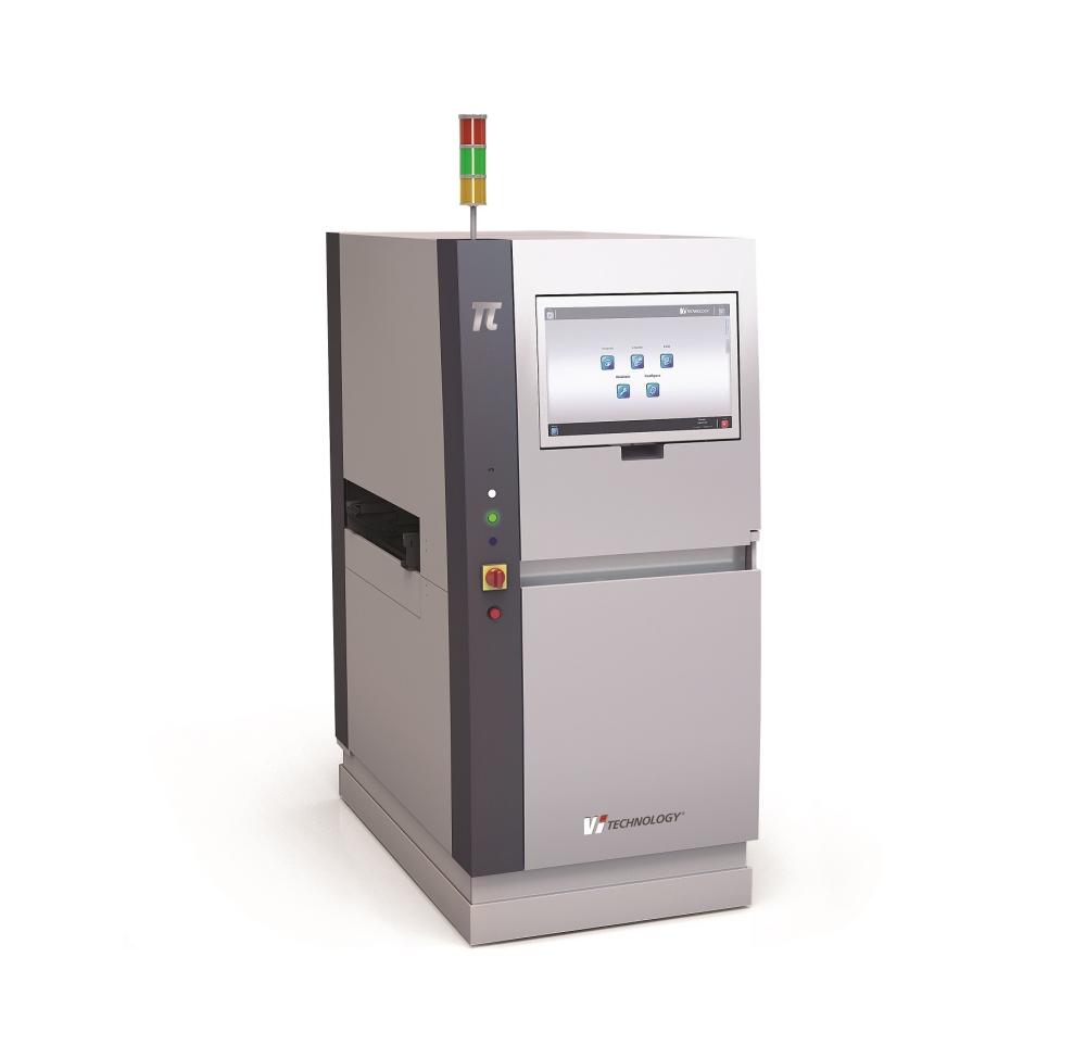 Vi Technology Mycronic SPI-pastantarkastus