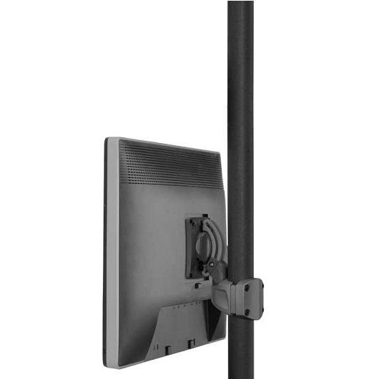 Pylvästeline/kattoteline VESA100×100 - 400×400