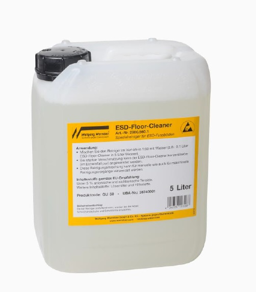 Warmbier ESD Floor Cleaner 5 L