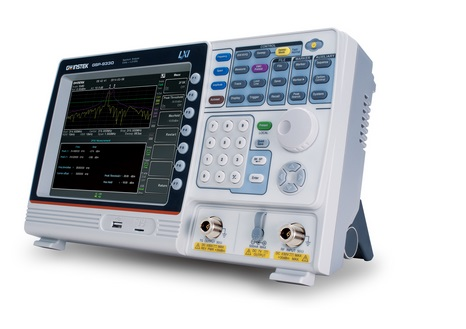 GW Instek spectrum analyzer