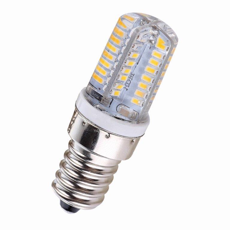 LED E14 2.4W 230VAC 3000K 210lm