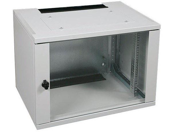ConAct seinäkaappi S600 18U K886