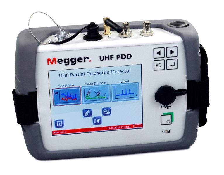 Megger UHF PDD-SET