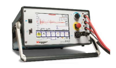 4 kV Manual Winding Analyzer