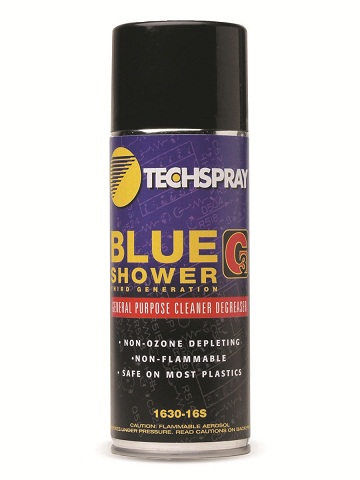 Techspray G3 Blue Shower, 368ml