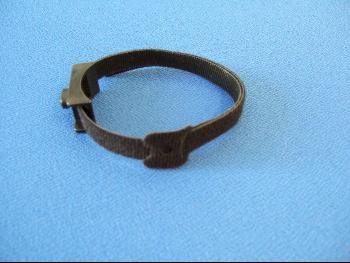 Velcro-kaapelilenkki T-uraan (10kpl