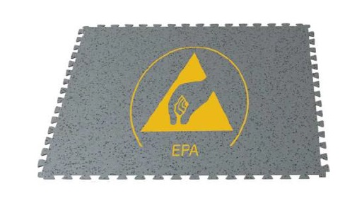 Ecostat laatta EPA-logolla