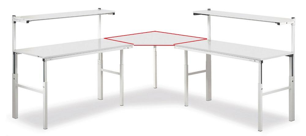 Kulmapöytä 1100x1100mm