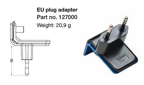 EU AC plugi