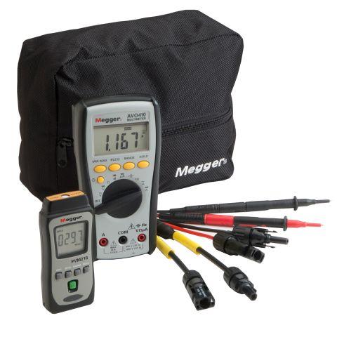 Megger PVK320 PV Kit