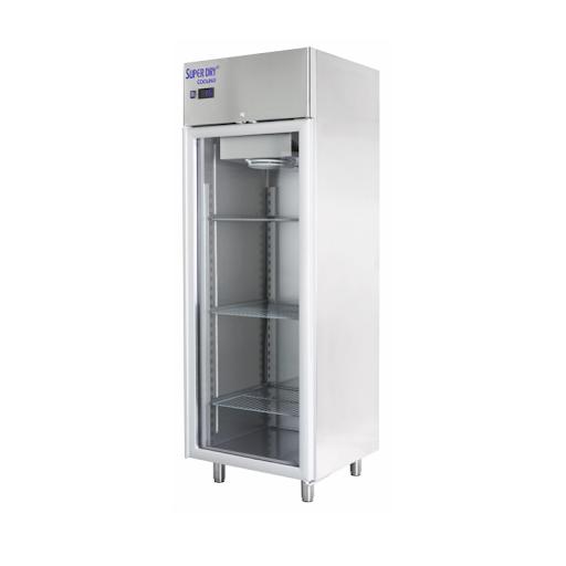 XSDC-601-01 kylmäkaappi, 466 ltr
