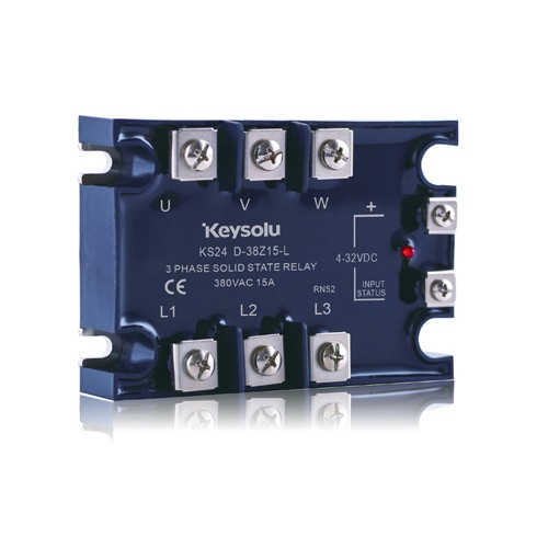 Puolijohderele KS24 - AC Output 3-V