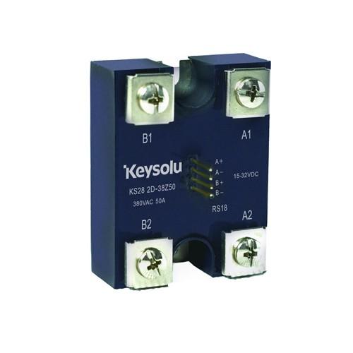Puolijohderele KS28 - 2 x AC Output