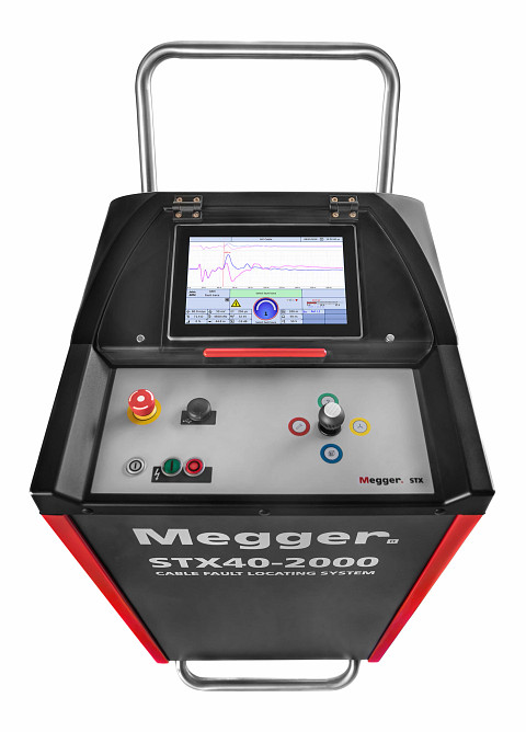 Megger STX 40P-VC-SET 1013325