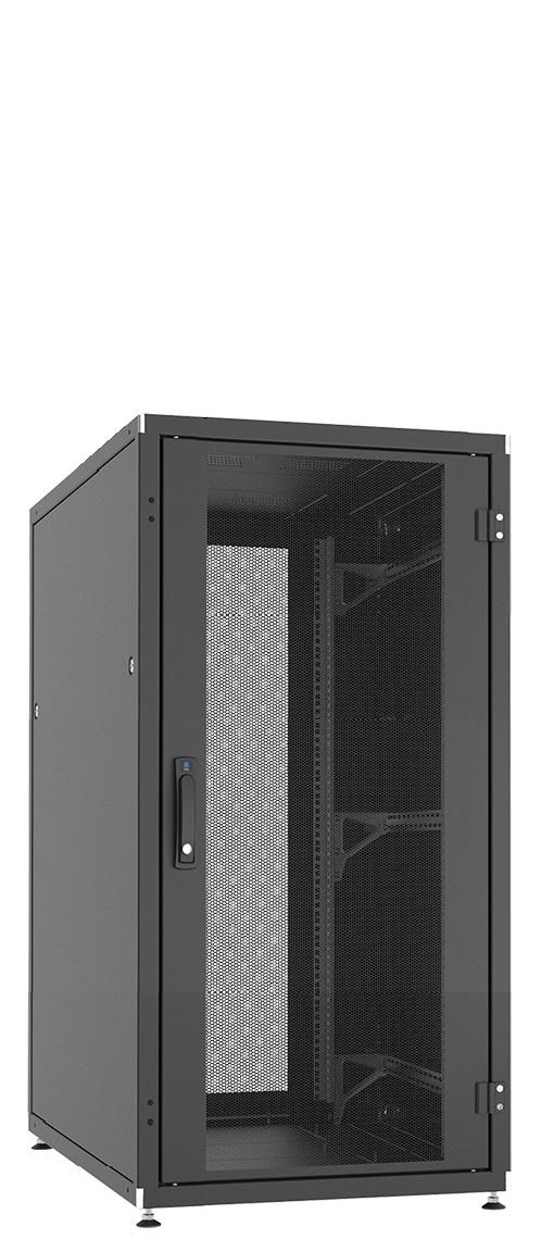 Serverikaappi 24U K1200 L600 S1000